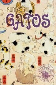 KUNIYOSHI - GATOS