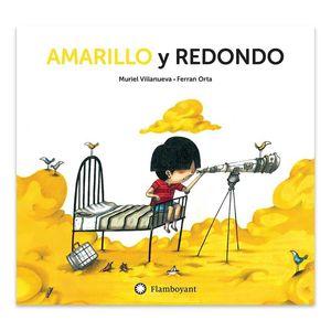 AMARILLO Y REDONDO