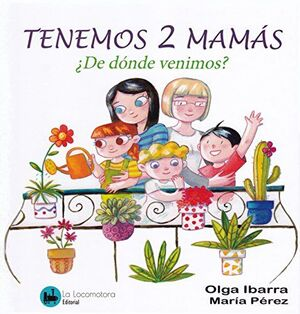 TENEMOS 2 MAMAS