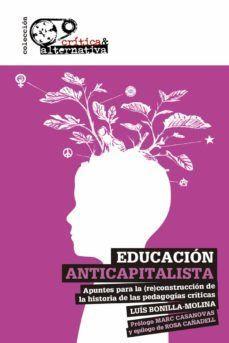 EDUCACION ANTICAPITALISTA