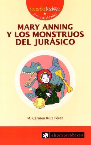 MARY ANNING Y LOS MONSTRUOS DEL JURÁSICO