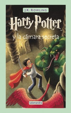 HARRY POTTER Y LA CAMARA SECRETA (TD)