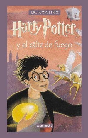 HARRY POTTER Y EL CALIZ DE FUEGO (TD)