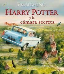 HARRY POTTER Y LA CAMARA SECRETA ILUSTRADA
