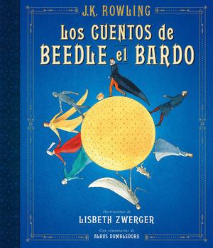 CUENTOS DE BEEDLE EL BARDO, LOS (ILUSTRADO)