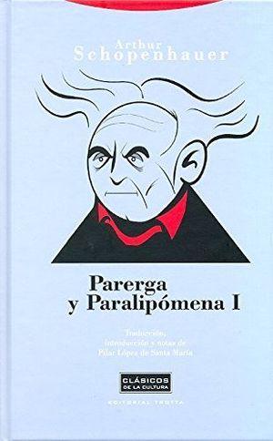 PARERGA Y PARALIPOMENA I 3ªED