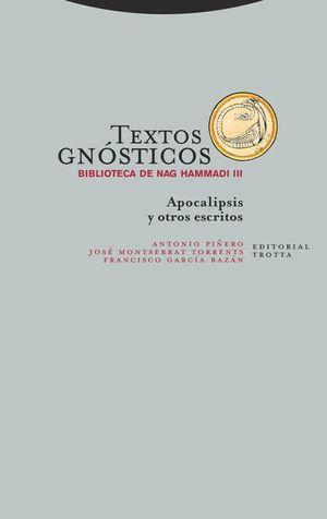 TEXTOS GNÓSTICOS. BIBLIOTECA DE NAG HAMMADI III