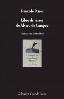 LIBROS DE VERSOS DE ALVARO CAMPOS