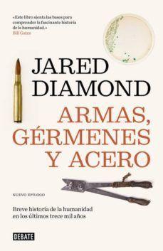 ARMAS, GERMENES Y ACERO (TD)