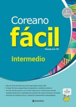 COREANO FÁCIL - INTERMEDIO