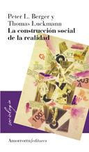 CONSTRUCCION SOCIAL DE LA REALIDAD 4ªED