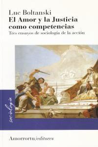 AMOR Y LA JUSTICIA COMO COMPETENCIAS,EL