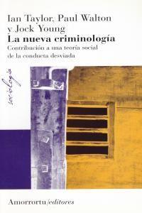 NUEVA CRIMINOLOGIA,LA 2ª ED
