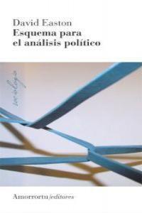 ESQUEMA PARA EL ANALISIS POLITICO 3ª ED