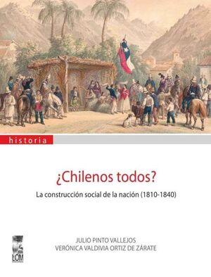 CHILENOS TODOS?
