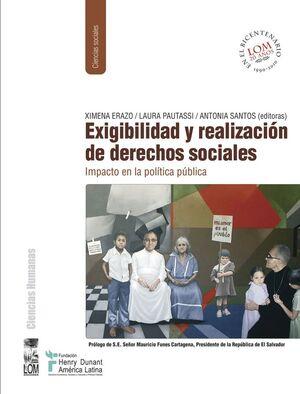 EXIGIBILIDAD Y REALIZACION DE DERECHOS SOCIALES