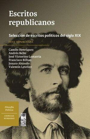ESCRITOS REPUBLICANOS SIGLO XIX