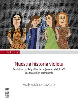 NUESTRA HISTORIA VIOLETA
