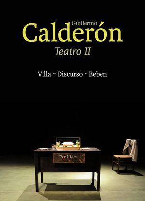 GUILLERMO CALDERON TEATRO 2