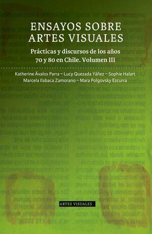 ENSAYOS SOBRE ARTES VISUALES III