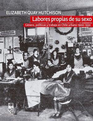 LABORES PROPIAS DE SU SEXO