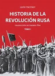 HISTORIA DE LA REVOLUCION RUSA TOMO I