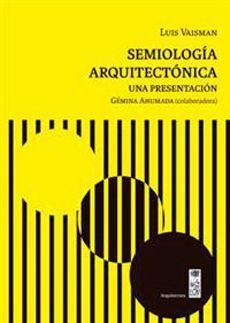SEMIOLOGIA ARQUITECTONICA