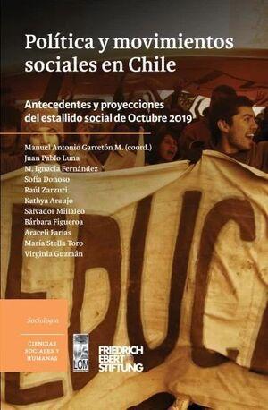 POLITICA Y MOVIMIENTOS SOCIALES EN CHILE