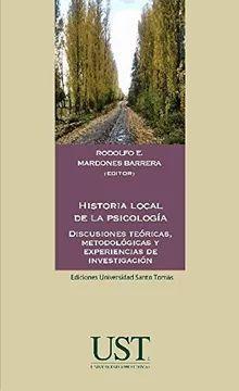 HISTORIA LOCAL DE LA PSICOLOGIA
