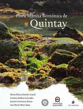 FLORA MARINA BENTONICA DE QUINTAY