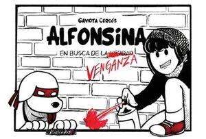 ALFONSINA EN BUSCA DE LA VENGANZA