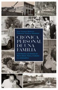 CRÓNICA PERSONAL DE UNA FAMILIA