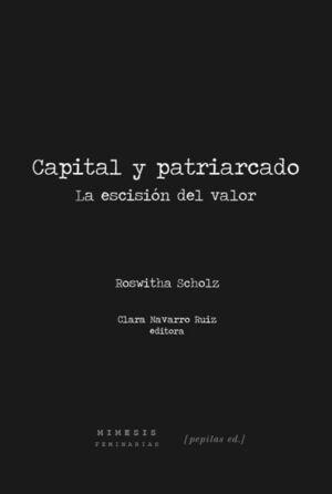 CAPITAL Y PATRIARCADO