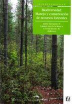 BIODIVERSIDAD: MANEJO Y CONSERVACION DE RECURSOS FORESTALES