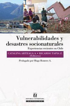 VULNERABILIDADES Y DESASTRES SOCIONATURALES