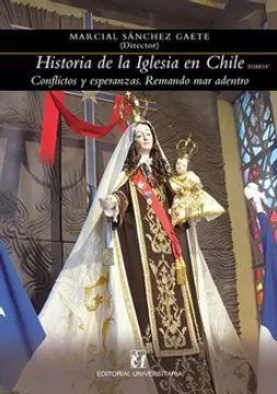 HISTORA DE LA IGLESIA EN CHILE TOMO V