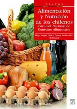 ALIMENTACION  NUTRICION DE LOS CHILENOS