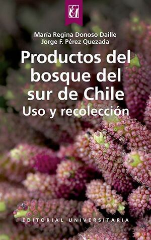 PRODUCTOS DEL BOSQUE DEL SUR DE CHILE