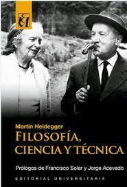 FILOSOFIA, CIENCIA Y TÉCNICA