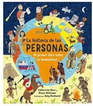 HISTORIA DE LAS PERSONAS