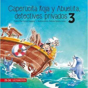 CAPERUCITA ROJA Y ABUELITA, DETECTIVES PRIVADOS 3
