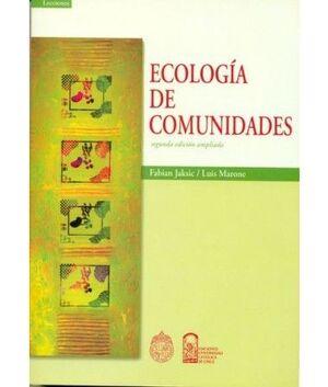 ECOLOGÍA DE COMUNIDADES - SEGUNDA EDICIÓN AMPLIADA