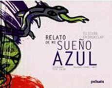 RELATO DE MI SUEÑO AZUL