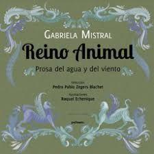 REINO ANIMAL PROSA DEL AGUA Y DEL VIENTO