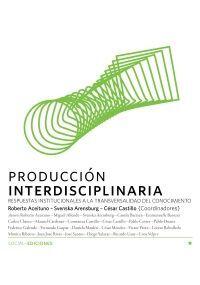 PRODUCCION INTERDISCIPLINARIA