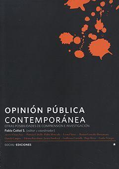 OPINION PUBLICA CONTEMPORANEA