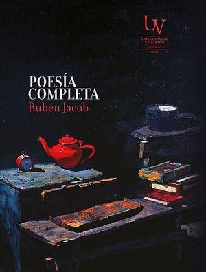 POESIA COMPLETA RUBEN JACOB