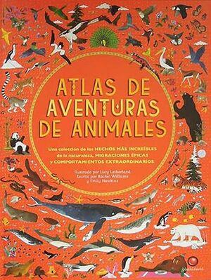 ATLAS DE LAS AVENTURAS DE ANIMALES