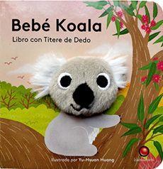 BEBÉ KOALA TÍTERE DE DEDO