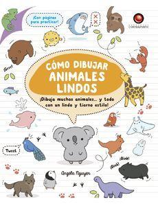 COMO DIBUJAR ANIMALES LINDOS